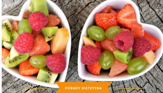 owoce, zalety jedzenia owoców karmena łasicka znany dietetyk
