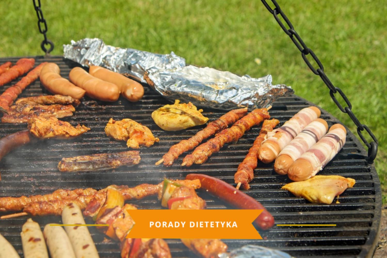 grill, majówka karmena łasicka znany dietetyk