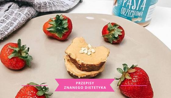 fit ciasteczka z pasty daktylowej znany dietetyk karmena łasicka