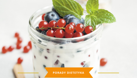 jogurt naturalny karmena łasicka znany dietetyk