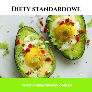 Diety standardowe